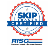 RISC - Skip Tracer Certified